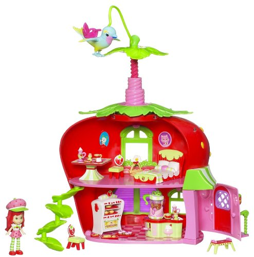 Strawberry Shortcake Playset - Berry Cafe front-120758