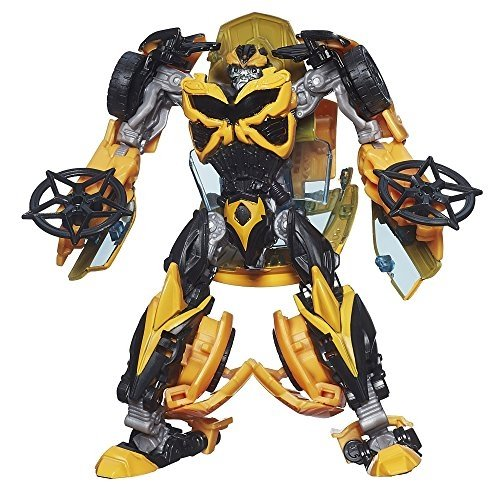 Transformers Movie 4 Lost Age Deluxe class New Bumblebee TF TRANSFORMERS MV4