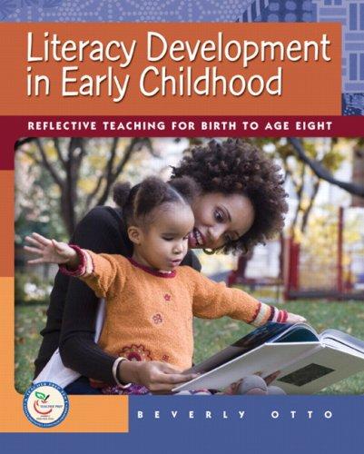 Literacy Development in Early Childhood: Reflective...