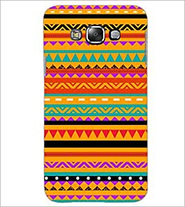 PrintDhaba Pattern D-5248 Back Case Cover for SAMSUNG GALAXY A8 (Multi-Coloured)