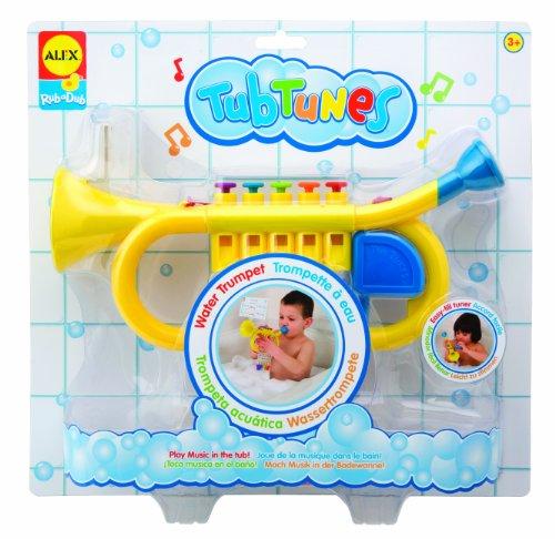 ALEX Toys Rub a Dub Water Trumpet
