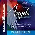 Angels on Assignment (       UNABRIDGED) by Perry Stone Narrated by Dean Gallagher