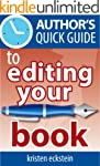 Author's Quick Guide to Editing Your...