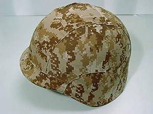 US Army M88 PASGT Helmet Cover Digital Desert Camo