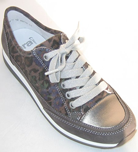 Ara 12-24715 Hampton donna Sneaker larghezza G per solette sciolti numero di scarpe UK 4 ( EU 37 )