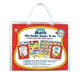 Math File Folder Games to Go®, Grade 1