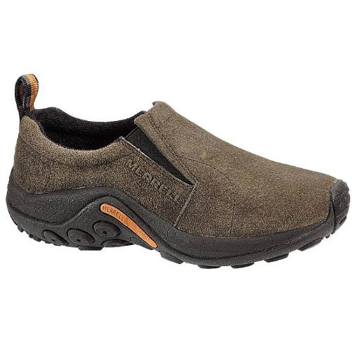 Merrell Jungle Gunsmoke Leather Sneaker