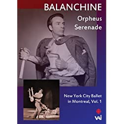 Balanchine: New York City Ballet in Montreal 1