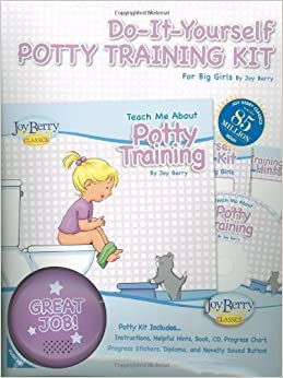 Do-It-Yourself Potty Training Kit for Girls (Teach Me
