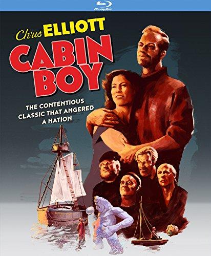 Blu-ray : Cabin Boy (Blu-ray)