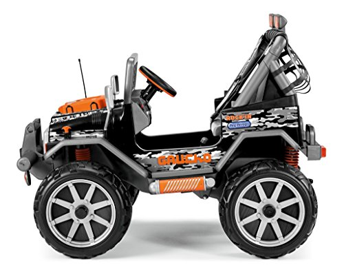 Peg Perego Quad, Gaucho Rock'In