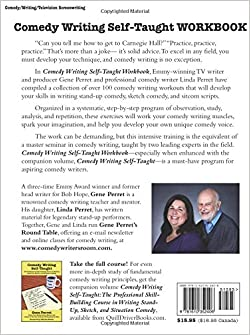 comedy writing exercises The comedian's toolbox books how to write exercise: comedy blogging i have been writing a blog daily for six years.