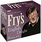 Stephen Fry Fry's English Delight Boxset