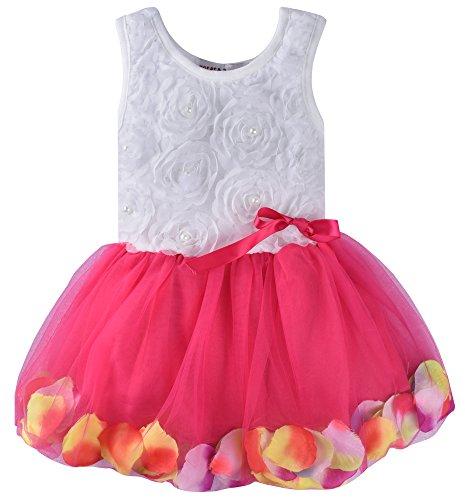 zoerea-neonate-bambina-collezione-layered-organza-ruffle-skirt-pageant-bowknot-senza-maniche-rose-ga