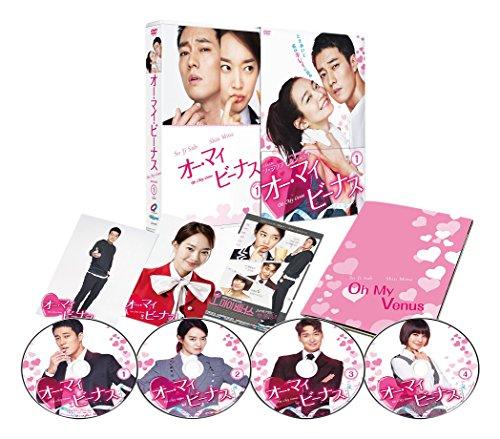 オー・マイ・ビーナス DVD-BOX1