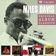 Miles Davis Original Album Classics cover