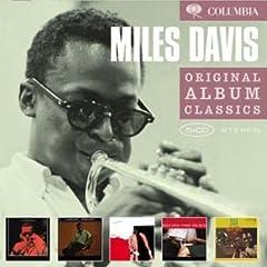 Miles Davis Original Album Classics cover