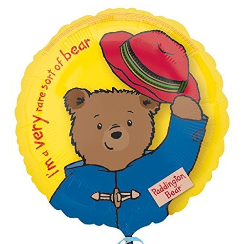 Amscan International Standard Paddington Bear Balloon