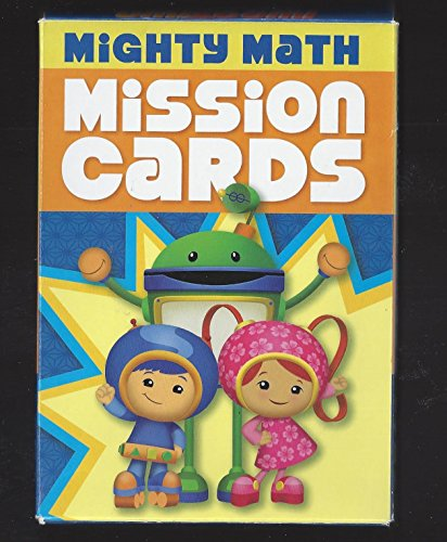 Team Umizoomi Mighty Math Mission Cards