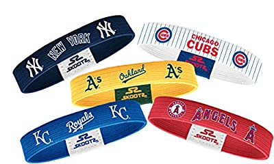 Officially Licensed MLB Wristbands