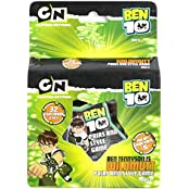 OFFICALLY LICENSED - Pairs & Style Game Of Ben 10