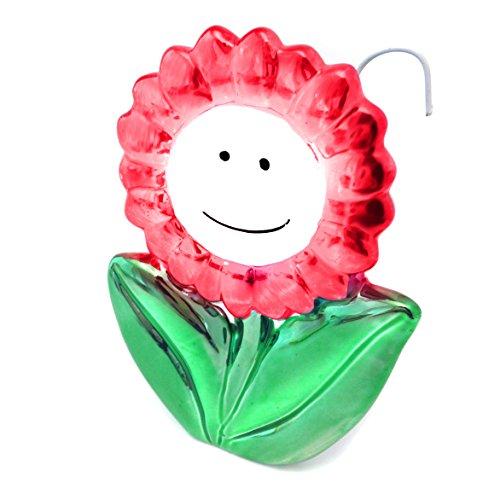 Outlook Design Italia V3P0200060 Umi-Sunflower Radiators Humidifier, Ceramic, Red - 1