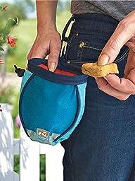 Go Stuff It Treat Bag-Blue