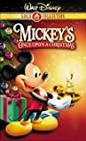 Mickeys Once Upon a Christmas (Walt Disney Gold Classic Collection) [VHS]
