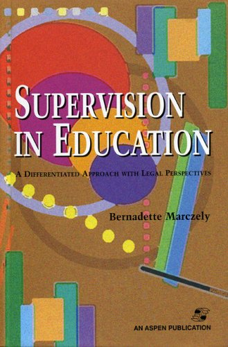 Supervision in Education: A Differentiated Approach with...