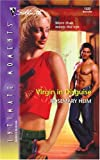 img - for Virgin in Disguise (Silhouette Intimate Moments) book / textbook / text book