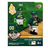 Stomper MLB Oakland Athletics Mascot Oyo Series 1 Minifigure