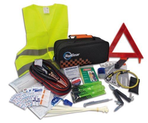 Premium Roadside Assistance Kit