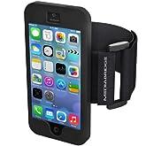 Mediabridge Sport Armband for iPhone 5 / iPhone 5S (Black)