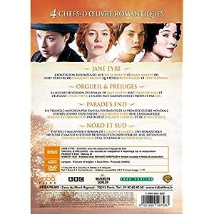 Coffret Les Chefs-d'oeuvre de BBC (Jane Eyre, Orgueil & préjugés, Parade'