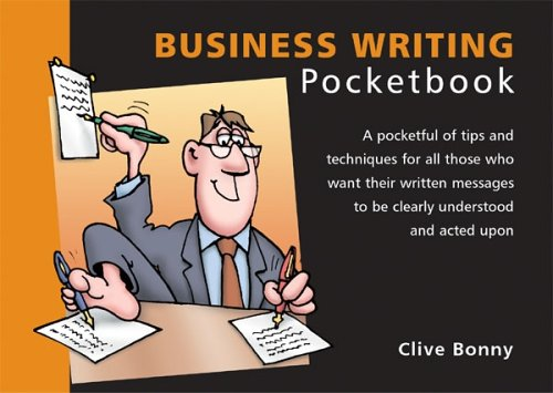 Business Writing Pocketbook (Management Pocket Book Series)