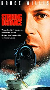 Striking Distance [VHS] by Sony Pictures