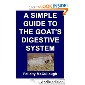 A Simple Guide To The Goat&#39;s Digestive System