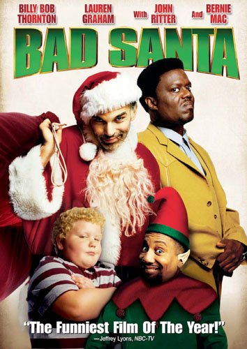 Cover art for  Bad Santa