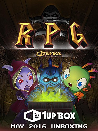 1Up Box RPG Unboxing