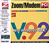 Zoom 3025-00-00L V92/V44 PCI Internal Controlerless Fax Modem