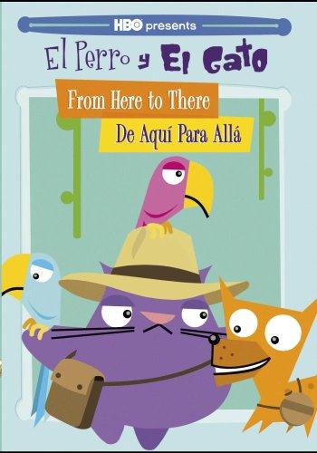 Perro Y El Gato: From Here to There - De Aqui Para [DVD] [Import]