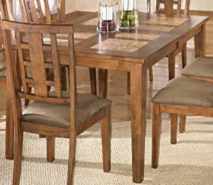 dining room tile top extention table dining room furniture sets