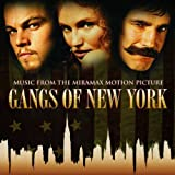Gangs of New York by unknown Soundtrack edition (2002) Audio CD