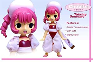 Chobits Talking Sumomo Action Figure