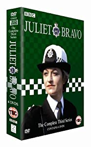 Juliet Bravo - Series 3 [DVD] [1980]