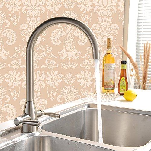 Get Cheap Sturdy Easyfit Mono Mixer Kitchen Tap Polished Brushed