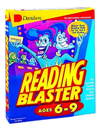 Reading Blaster Ages 6-9