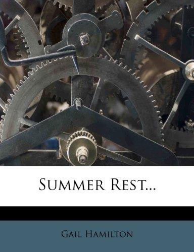 Summer Rest...