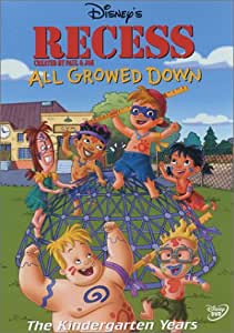 Recess - All Growed Down