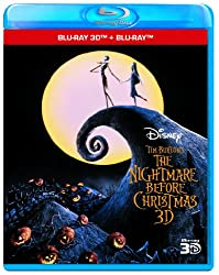 The Nightmare Before Christmas (Blu-ray 3D + Blu-ray)